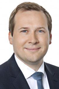 Portrait Gustav Flecke-Giammarco